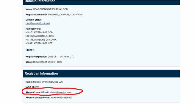 how to get.com email address